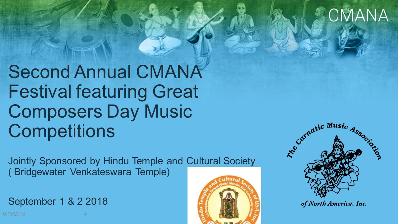 2nd CMANA Festival Day 2