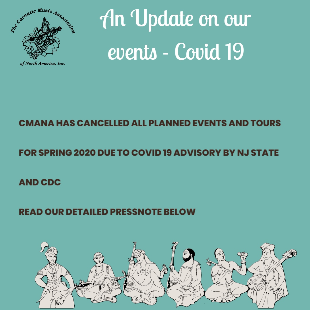 2020  SPRING PROGRAM CANCELLATION